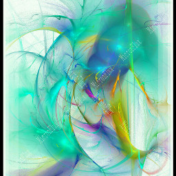 colorful art artistc abstract rainbow