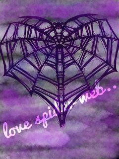 love dcspiderweb cute