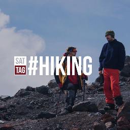 hiking mountain nature