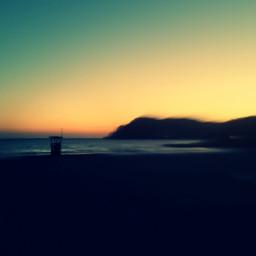 beach colorful emotions colorsplash nature