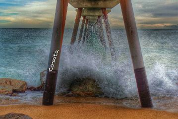 beach emotions photography hdr badalona