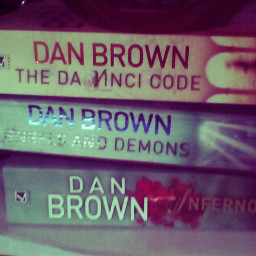 danbrown inferno angels davincicode