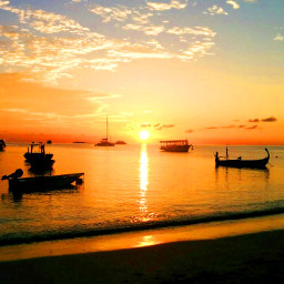 colorful beach photography travel summer