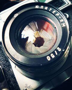 dodge vintage retro reflection camera