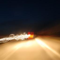 light night art