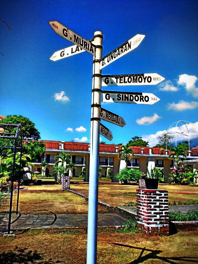 salib putih, salatiga  #indonesia  #hdr #travel  #photography