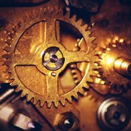 steampunk photography macro closeup clockwork