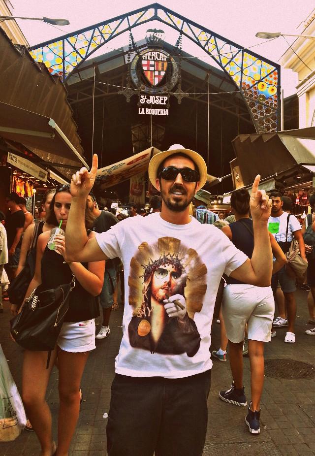 Mercat de Boqueria, Barcelona  #summer #photography #emotions #people