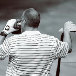 golf golfing golfclub monochrome
