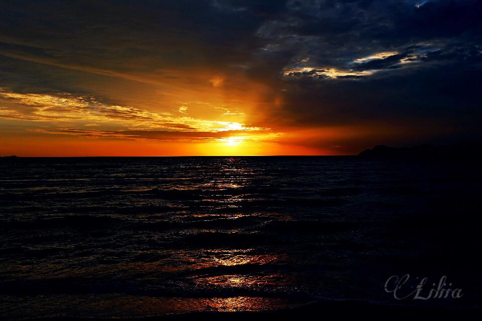#vibrant  #freetoedit #sunrise  #sea #wave #nature