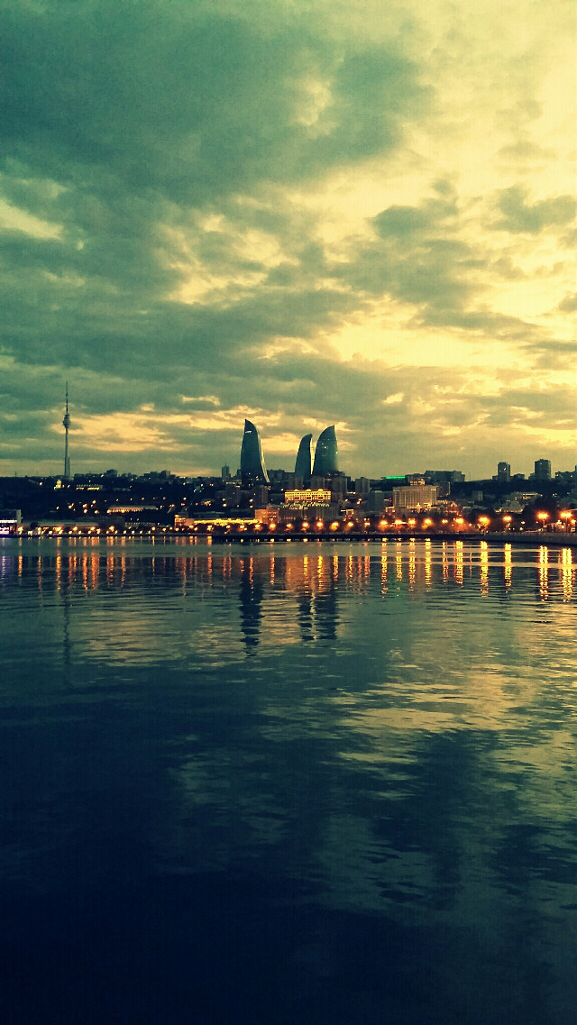 Baku... Beautiful Baku