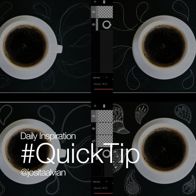 daily inspiration #QuickTip