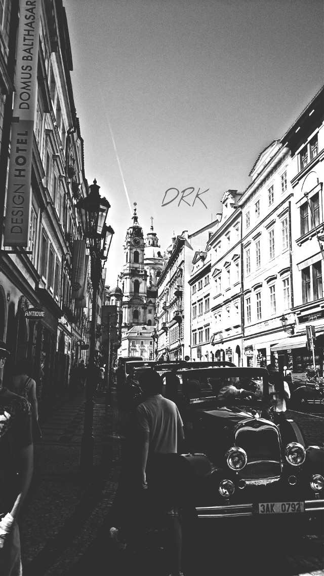 #city #street #blackandwhite #architecture