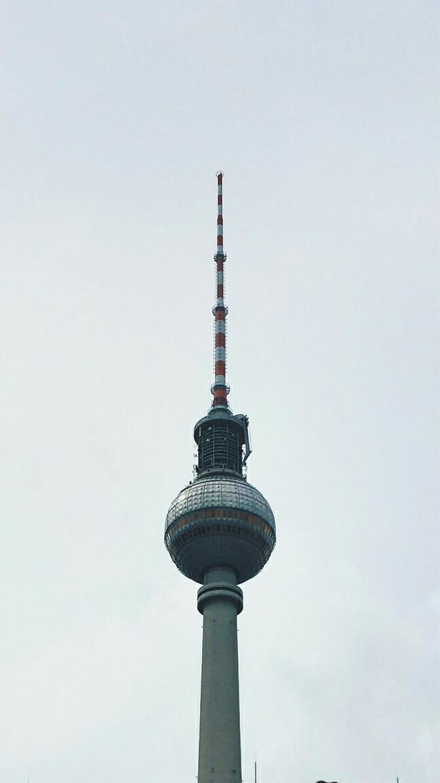 "#waplookup The ""Fernsehturm"" at Berlin."