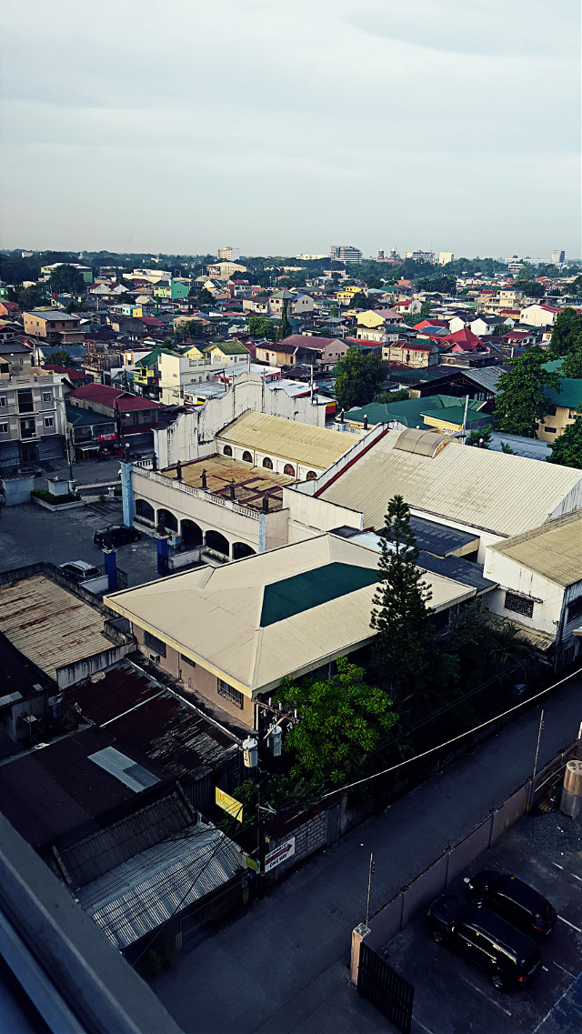 View from the top.   Angeles City, Philippines  #photography    #nature