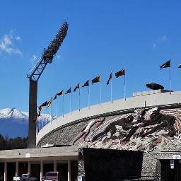 estadioolimpicouniversitario unam diegorivera arte mural