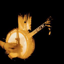 popart cinerama music banjo webanjothree