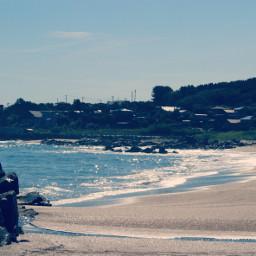 japan aomori hachinohecity beach