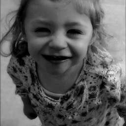photography cute blackandwhite portrait