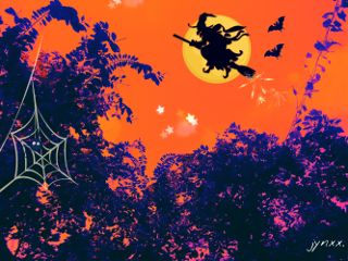 curvestool lightcross clipart halloween orange