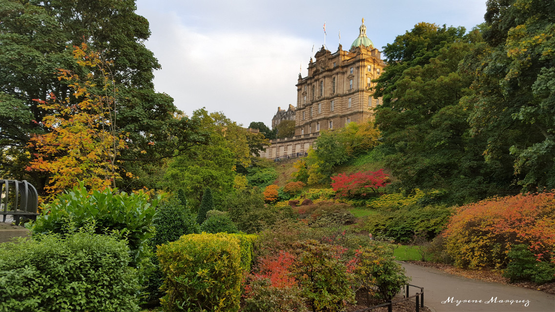Edinburgh, Scotland  #spring #travel